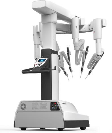 ¿Qué es la cirugía robótica de próstata?