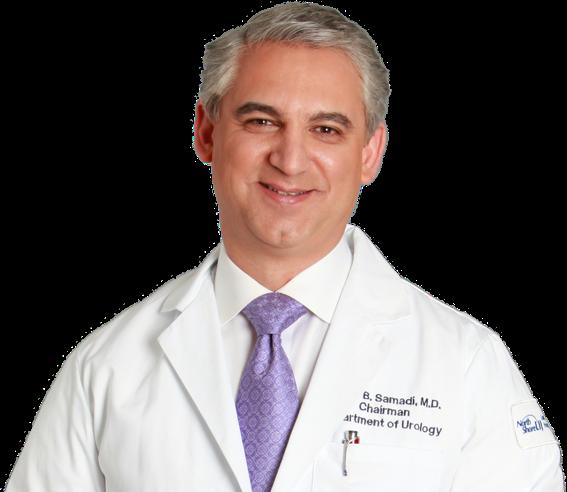 Tratamiento del cáncer de próstata con David B. Samadi