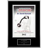 Los mejores médicos de Estados Unidos