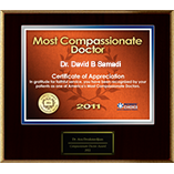 Médico más compasivo
