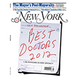 New York Magazine Mejor Doctor