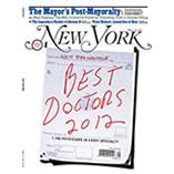 New York Magazine Mejor Doctor