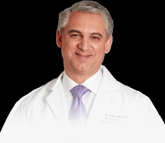 Tratamiento del cáncer de próstata con David B. Samadi Experto en oncología urológica<br /> y cirujano robótico
